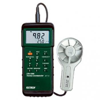 Thiết bị đo gió, nhiệt độ  Model: 407113 Hãng: Extech – Mỹ