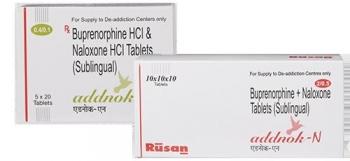 Thuốc cai nghiện Addnok-N