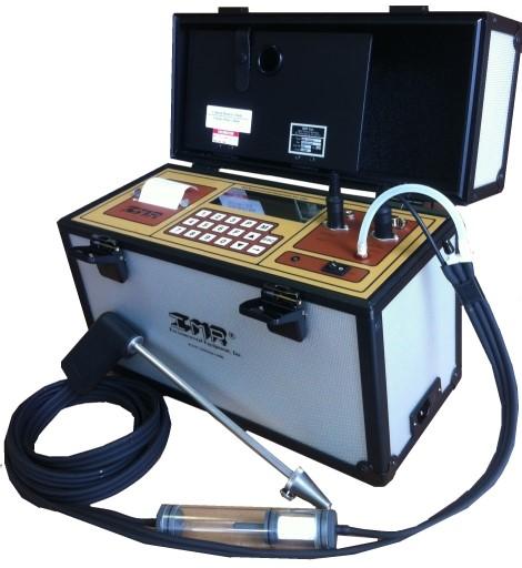 Thiết bị đo khí thải công nghiệp